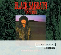 Black Sabbath feat. Tony Iommi - Seventh Star (1986/2010)