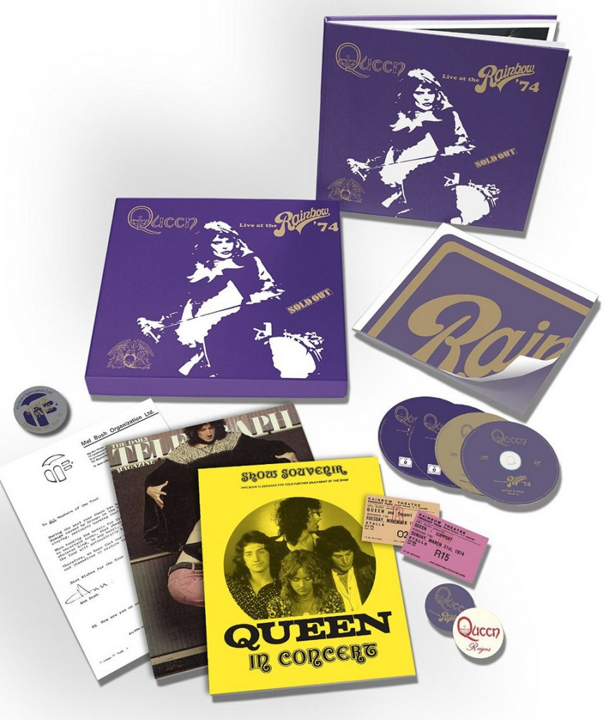 Queen: Live at Rainbow '74