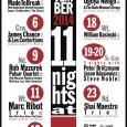 Nasz zaprzyjaźniony klub zaprosił na listopadowe wieczory wyjątkowych muzyków z kręgu jazzu, awangardy i etno. Na żywo będzie można posłuchać takie gwiazdy jak Peter Brotzman, Rob Mazurek czy Marc Ribot (John Zorn).