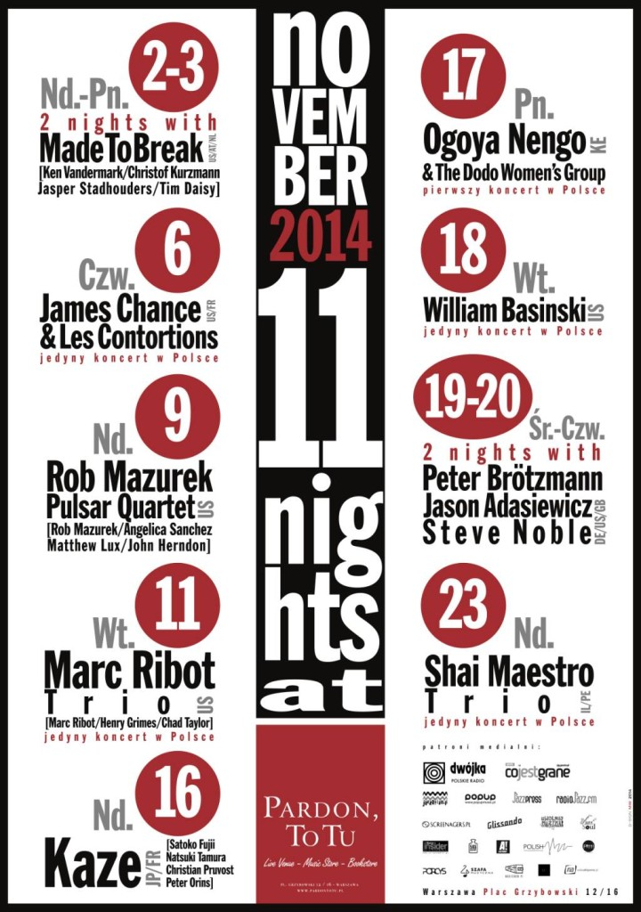 11 Nights At Pardon ToTu