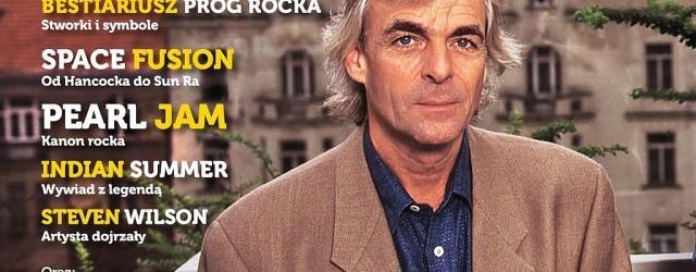 Pink Floyd, nowy album Stevena Wilsona i King Crimson, rozmowa z Anthonym Phillipsem z Genesis, Rory Gallagher, Pearl Jam, Queen, Giles,Giles&Fripp, mitologia rocka progresywnego, ponad 20 stron recenzji, newsy, wywiady, relacje z koncertów. Na CD pełny album grupy The Eternal!