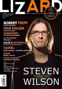 Lizard Steven Wilson Camel Hakwind