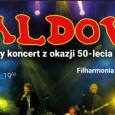 29 października 2016 roku o godzinie 19:00 w Filharmonii Pomorskiej w Bydgoszczy będzie miał miejsce jubileuszowy koncert zespołu Skaldowie uświetniający pięćdziesięciolecie grupy. Zespół Skaldowie został założony w Krakowie w 1965 […]