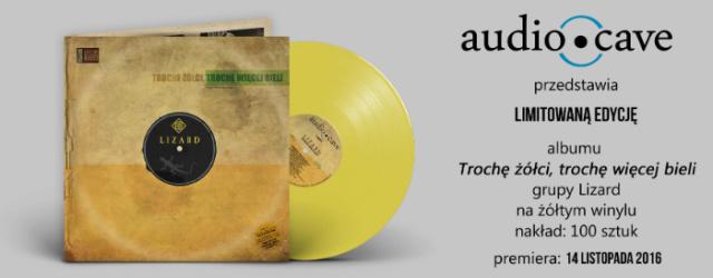 Zespół Lizard i wydawnictwo Audio Cave oddaje w ręce słuchaczy album na który pomysł zrodził się we wrześniu 2015 roku podczas przygotowań do świętowania jubileuszu dwudziestopięciolecia istnienia zespołu. Muzycy podczas […]