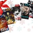 Z okazji zbliżających się świąt Bożego Narodzenia oraz nadchodzącego Nowego Roku przygotowaliśmy dla naszych Czytelników promocję. Do końca roku archiwalne numery magazynu Lizard można zakupić w specjalnych pakietach – płacicie […]