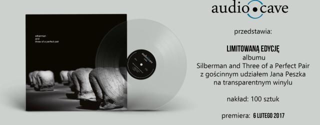 """Miło nam poinformować o tym, że 6 lutego 2017 roku nakładem wydawnictwa Audio Cave ukaże się płyta winylowa projektu Silberman and Three of a Perfect Pair. """"Lizard Magazyn"""" ma zaszczyt […]"""