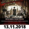 13 listopada w łódzkim klubie Wytwórnia zagra Michael Schenker – legendarny gitarzysta UFO i MSG. Wraz z zespołem Michael Schenker Fest promował będzie świetnie przyjęty, nowy album – Resurrection. Na […]