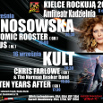 Już w najbliższy weekend rusza kolejna odsłona festiwalu Kielce Rockują. Skład zapowiada się naprawdę apetycznie: W imieniu występujących zespołów oraz organizatorów serdecznie zapraszamy: 15 września 2018: NOSOWSKA (PL) ATOMIC ROOSTER […]