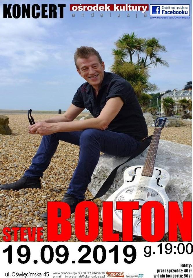 Steve Bolton Andaluzja